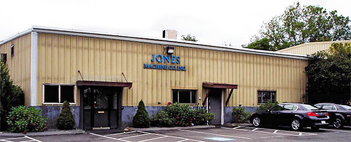jones machine shop
